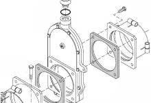 5 Main Parts Of A Knife Gate Valve