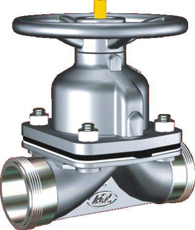 diaphragm valve review