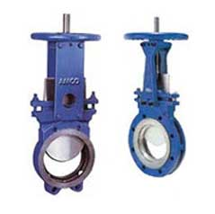 knife gate valve maintenance