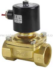 direct acting valve
