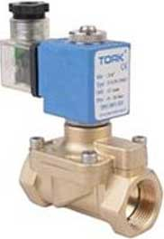 pilot operated valve